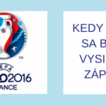 Euro 2016: Program futbalových zápasov na RTVS